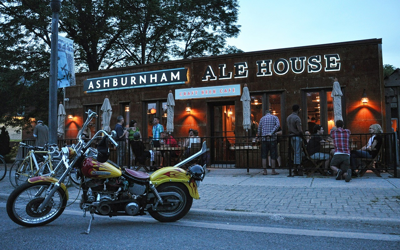 Ashburnham Ale House Peterborough
